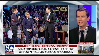 Phillip Stutts Goes On 'The Daily Briefing' with Dana Perino