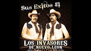 Los Invasores De Nuevo Leon - Laurita Garza