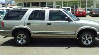 preview picture of video '2000 Chevrolet Blazer Used Cars Pearl City HI'