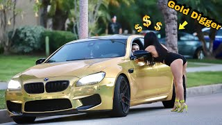 I Pretended to be RICH & Exposed a GOLD DIGGER ! 💰