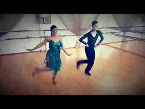 Christina Aguilera - Candyman Jive Choreography