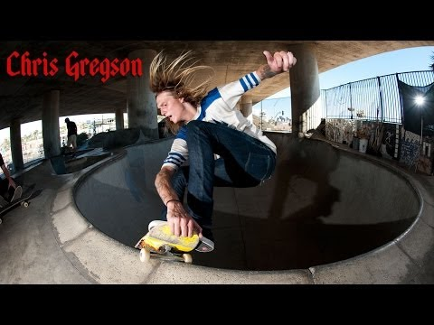 Chris Gregson full part