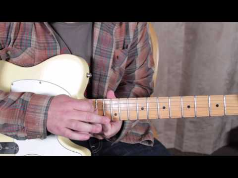 Rock Guitar Lessons - How to Play Rock Solos - Classic Rock Guitar Solo Lessons