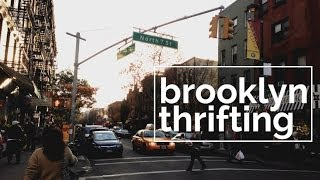 Thrift Shopping in Williamsburg Brooklyn [NYC]