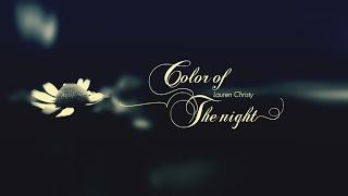 [Vietsub + Lyrics] Color of the night - Lauren Christy