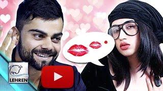 Pak Model Qandeel Expresses Her Love For VIRAT KOHLI   Lehren News
