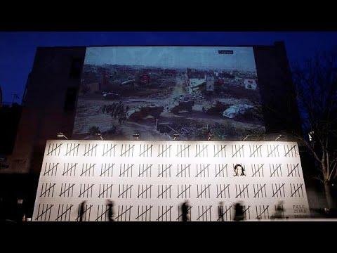 Sanatçı Banksy'den tutuklu gazeteci ve sanatçı Zehra Doğan'a destek