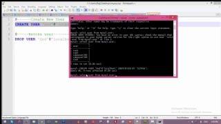 3. Show/Create/Delete Users In MySql Server  || MySql and Command Prompt Tutorial