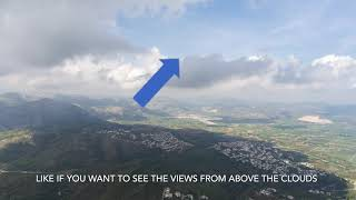 Views of Spain from DJI Phantom 4