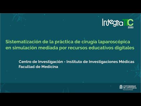 Sistematización de la práctica de Cirugía Laparoscópica