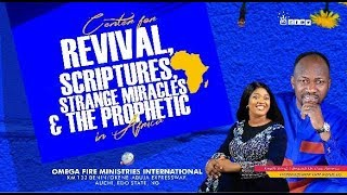 Sunday Service With Apostle Johnson Suleman 12 July 2020