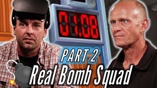 "Part 2 • Real Bomb Squad Defuses A Bomb In ""Keep Talking And Nobody Explodes"""