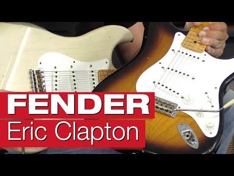 Fender Eric Clapton Signature JRN AWBL E-Gitarren-Review von session