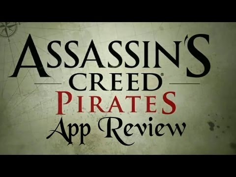 assassin's creed pirates ios walkthrough
