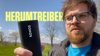 Sonos Roam: erster Test des kleinen Bluetooth-Lautsprechers