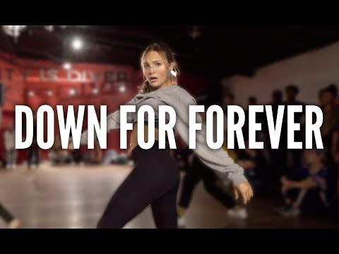 BENEDICT CORK - Down For Forever   Kyle Hanagami Choreography