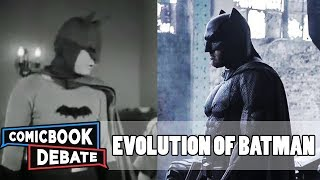 Evolution of Batman in Movies and TV in 8 Minutes (2017)