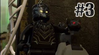 Lego Marvel Super Heroes 2 #3 : BLACK PANTHER !!!!!