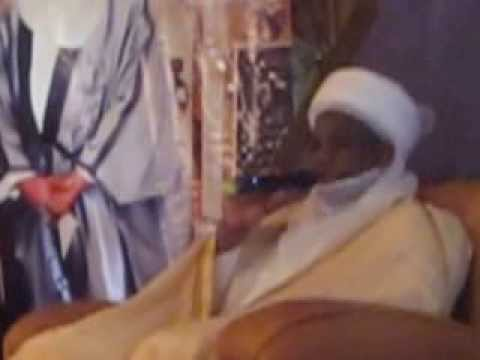 UNFPA former Rep. Agathe Lawson courstey call to the Sultan of Sokoto Saad Abubakar