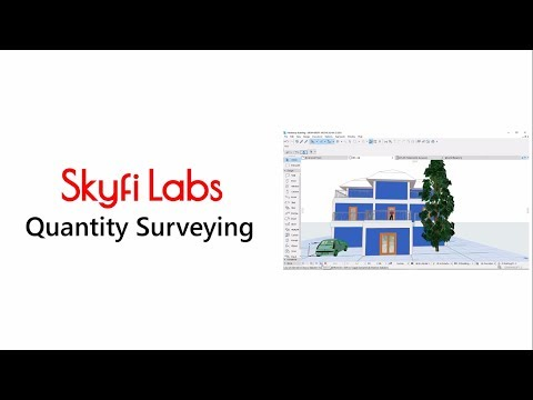 Learn Quantity Surveying from basics - Skyfi Labs Online Course ...
