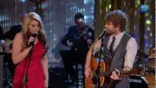 """Dierks Bentley & Lauren Alaina Perform """"Always On My Mind"""" 
