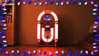UN juke BOX Retro Jukebox CD player Vintage - Dance Repair  R...
