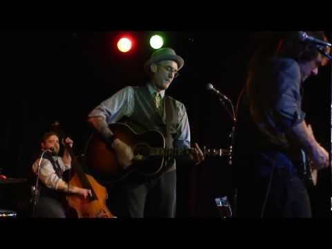 "Bernie King & The Guilty Pleasures: ""Whiskey in the Kitchen"""