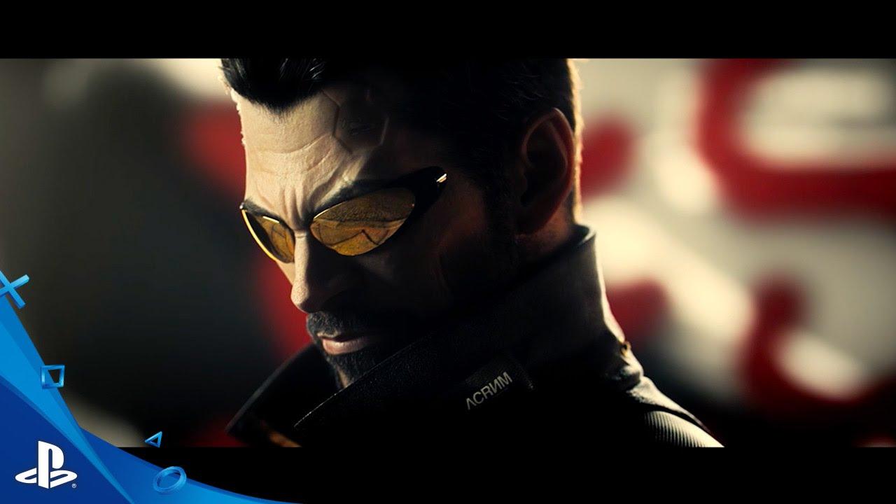 Deus Ex: Mankind Divided sale la próxima semana, vean el tráiler de lanzamiento