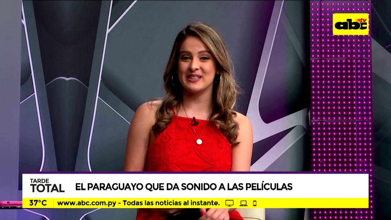 El paraguayo que da sonido a las películas