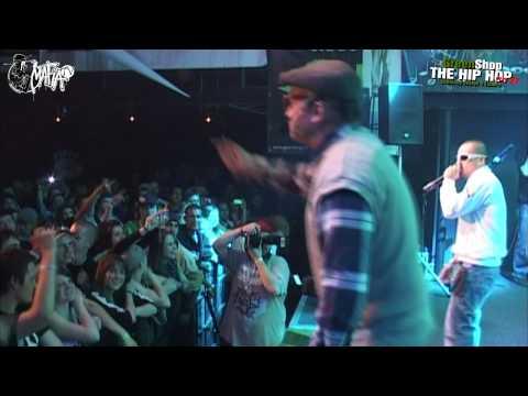 Lumír Tuček live (HD/HQ) - Gottwaldovy děti - GreenShop The Hip Hop no.11