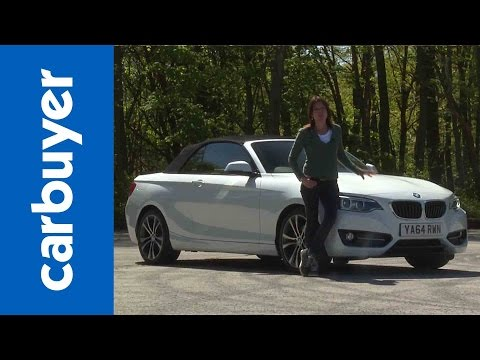 BMW 2 Series convertible review - Carbuyer