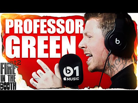 Professor Green - Fire In The Booth part 2