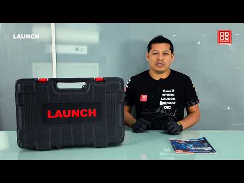 Unboxing Launch X431 PAD 3 - Scanner profesional multimarca | Obd2 Soluciones