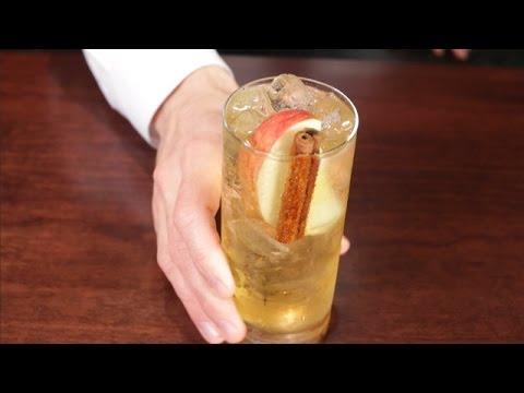 Video Apple Moonshine Ginger Beer Cocktail