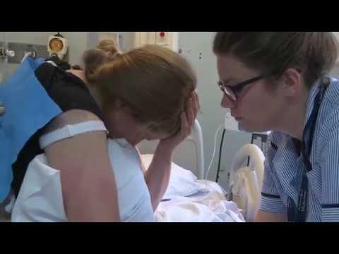 Dasha Pynzar surgery sa dibdib