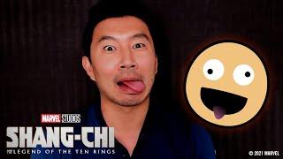 Marvel Studios' Shang-Chi Stars Play the Emoji Game!