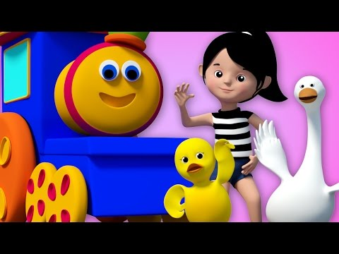 Bob The Train | Friendship Song | Original Children's Song From Kids TV