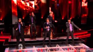 I Want Crazy - Home free - The Sing Off Season 4 Finale HD