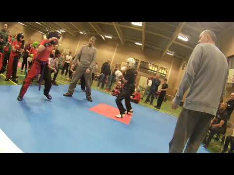 Northwest inter club 2018 kung fu and kickboxing all fights