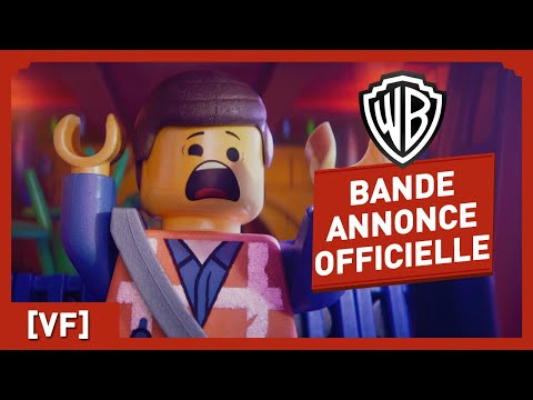 La Grande Aventure LEGO®  2 – Bande Annonce Officielle 2 (VF)