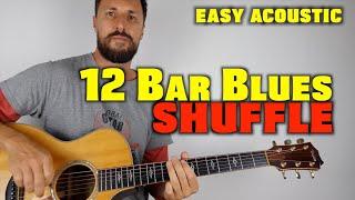 12 Bar Blues Shuffle Lesson