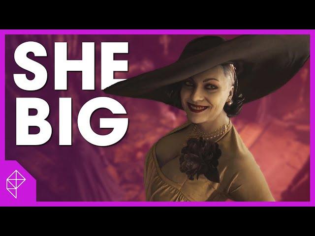 Wymowa wideo od Lady Dimitrescu na Angielski