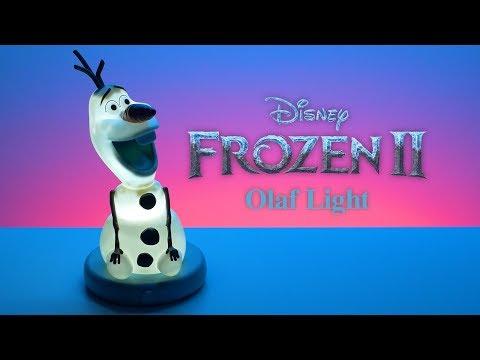 Lampka Frozen II / Kraina Lodu 2 - Olaf 20 cm