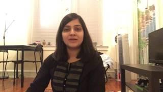 Jhoom Le (Hariharan) cover by Manashree - YouTube