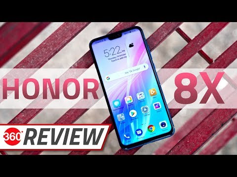 Honor 8X Review | Premium Smartphone for Less Than Rs. 15,000?