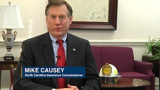 Insurance Commissioner Mike Causey Introduction