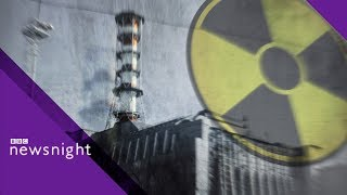 1986's Chernobyl Disaster   FROM THE ARCHIVE   BBC Newsnight