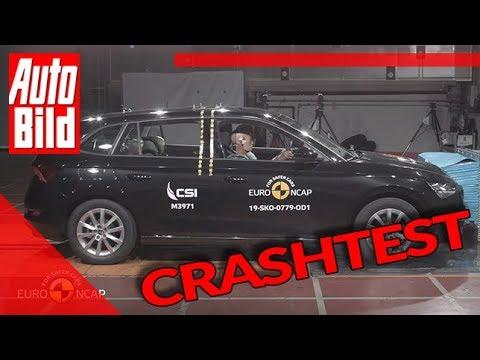 Skoda Scala (2019): Crashtest - Euro NCAP - Sicherheit - Infos