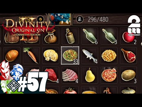 , title : '#57【RPG】弟者,兄者,おついちの「Divinity :Original Sin 2」【2BRO.】