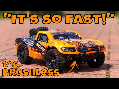 Remo Brushless SCT
